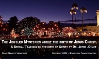 THE JEWELED MYSTERIES ABOUT THE BIRTH OF JESUS CHRIST - PART 3