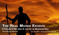 THE REAL MOSES EXODUS