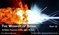 THE WHISPER OF SATAN - PART 13