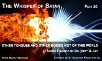 THE WHISPER OF SATAN - PART 20