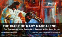THE DIARY OF MARY MAGDALENE - No 8